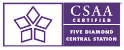 CSAA 5 Diamond Certification
