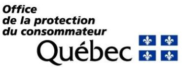 Office Protection Du Consommateur