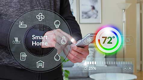 Smart Home Automation User